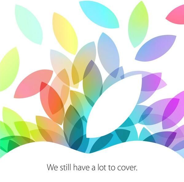 Convite Apple 22 Outubro o futuro e Mac