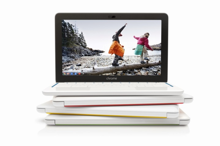 Chromebook foi lançado a um preço acessível