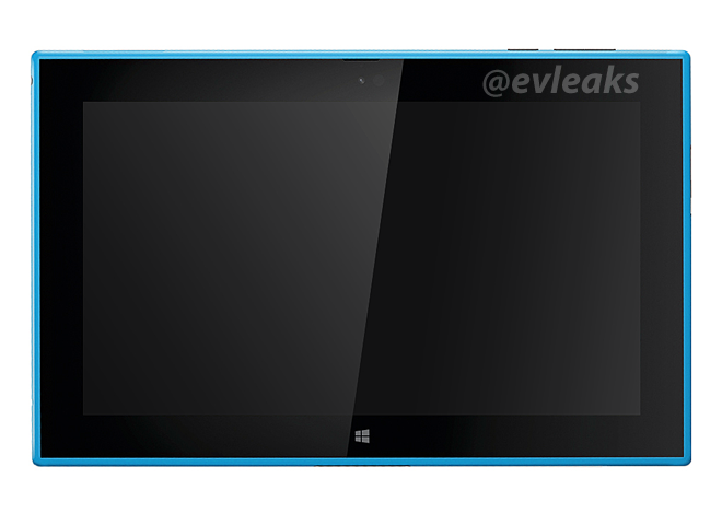Nokia Tablet Azul