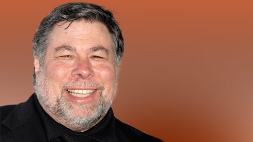 Wozniak o futuro é mac