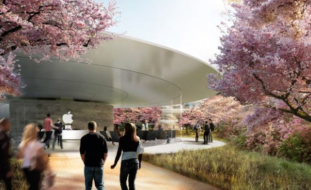 Apple Campus 13 o futuro é mac
