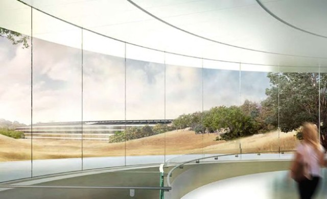 Apple Campus 8 o futuro é mac