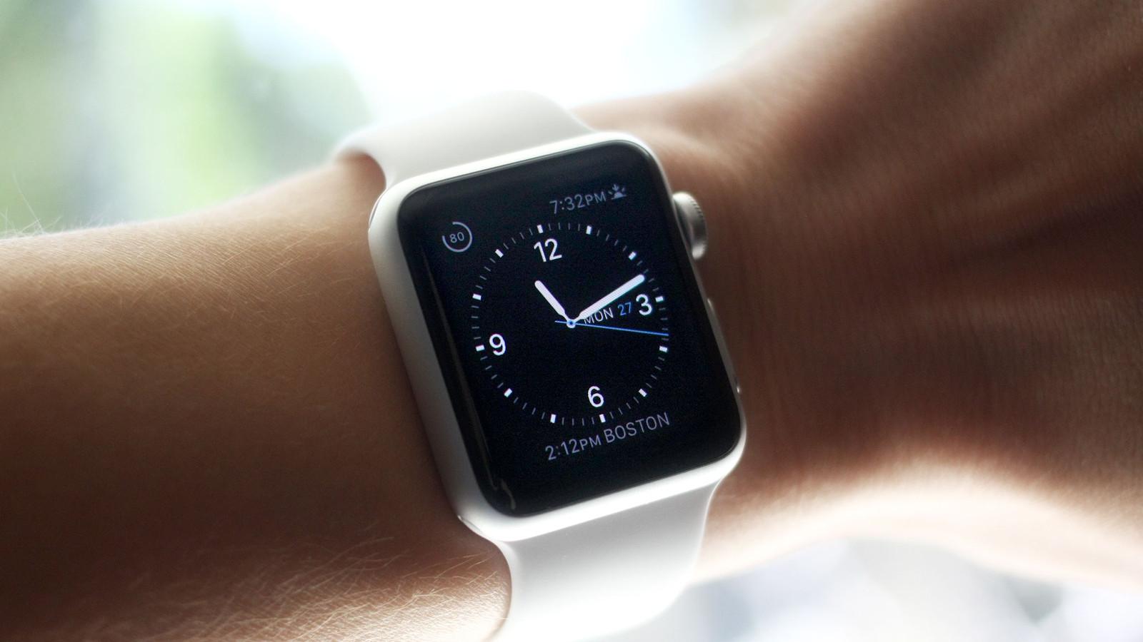 Apple Watch Relógio Apple o futuro é mac