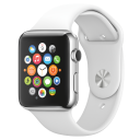 Apple Watch branco o futuro é mac