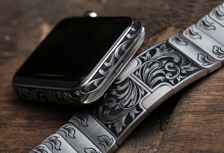 Apple Watch personalizado preço o futuro é mac SteamPunk (3)