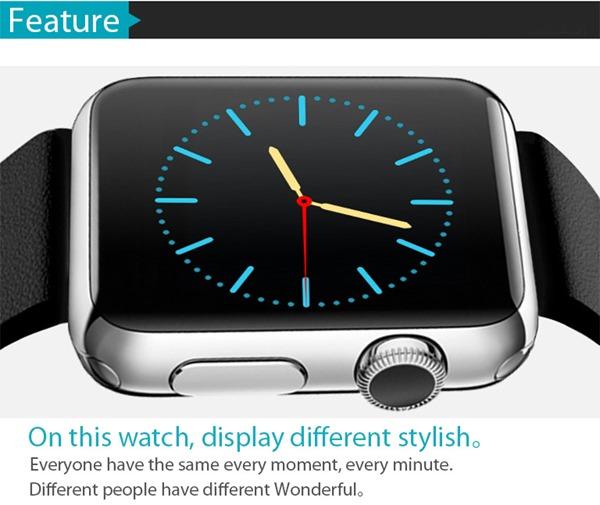 Uma boa alternativa ao Apple Watch