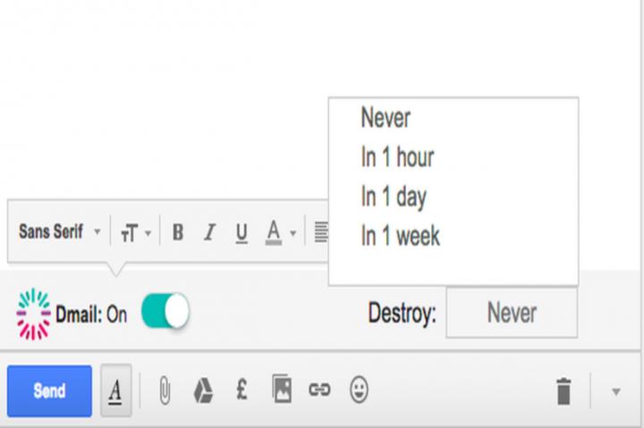 Dmail plugin google chrome o futuro é mac (2)