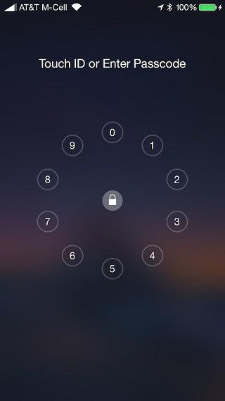 EpicCenter tweak jailbreak iOS 8 iOS 7 O futuro é Mac desbloquear ecrã iphone