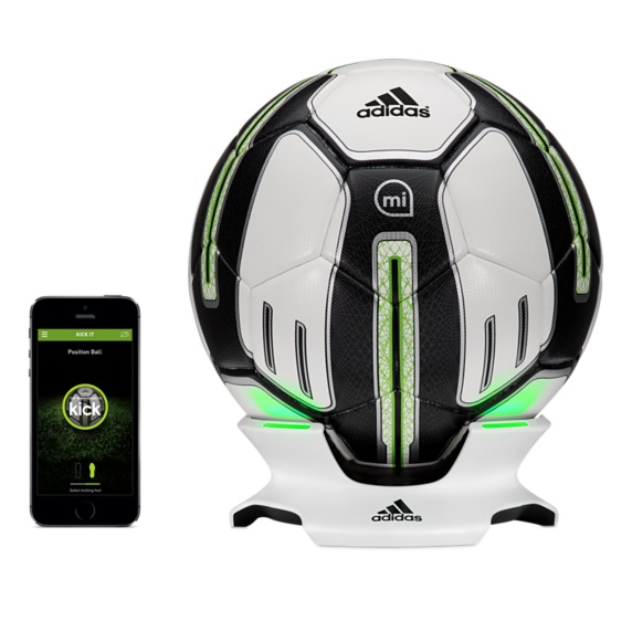 adidas miCoach SMART BALL o futuro é mac