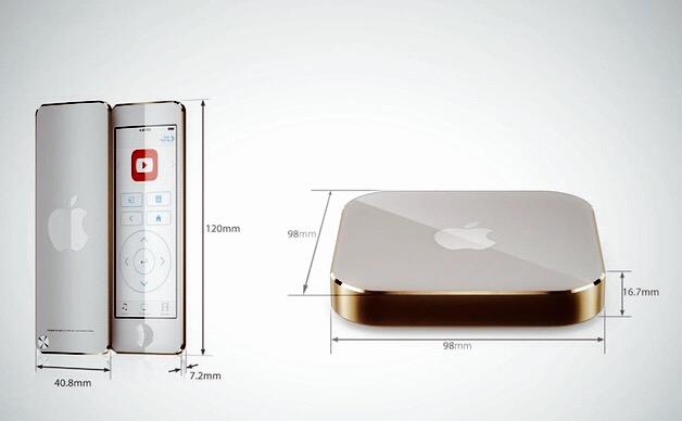 Apple TV setembro 2015 lancamento o futuro é Mac