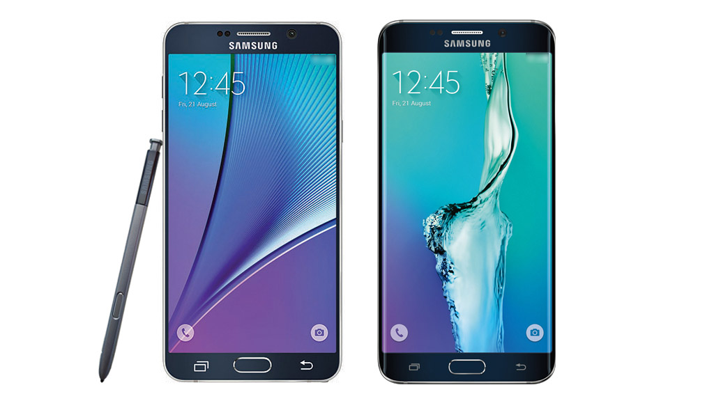 Samsung Galaxy S6 Edge Plus  Samsung Galaxy Note 5 leak o futuro e mac