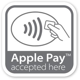 Simbolo de pagamento com Apple Pay o futuro é mac