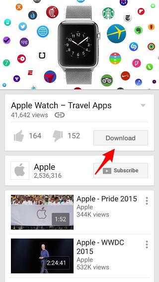 Youtube permite fazer download de vdeos em ios e correr os mesmos youtube download videos ios o futuro mac ccuart Image collections