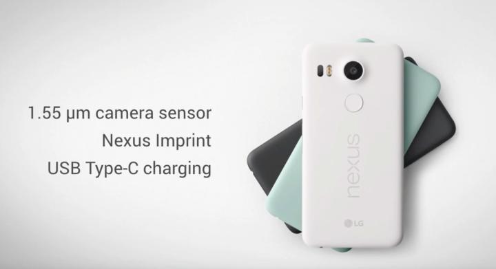 Nexus 5x camera o futuro é mac