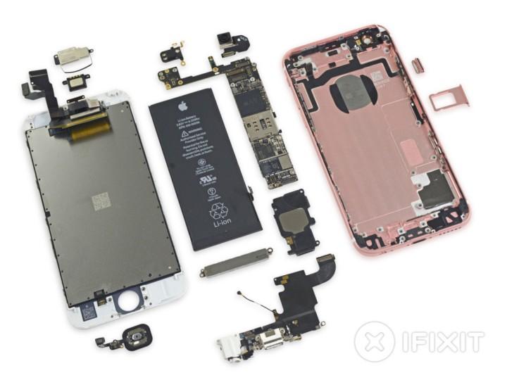 preço construção iPhone 6S o futuro é mac