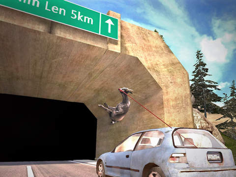 Goat Simulator continua com problemas de compatibilidade no iOS 9