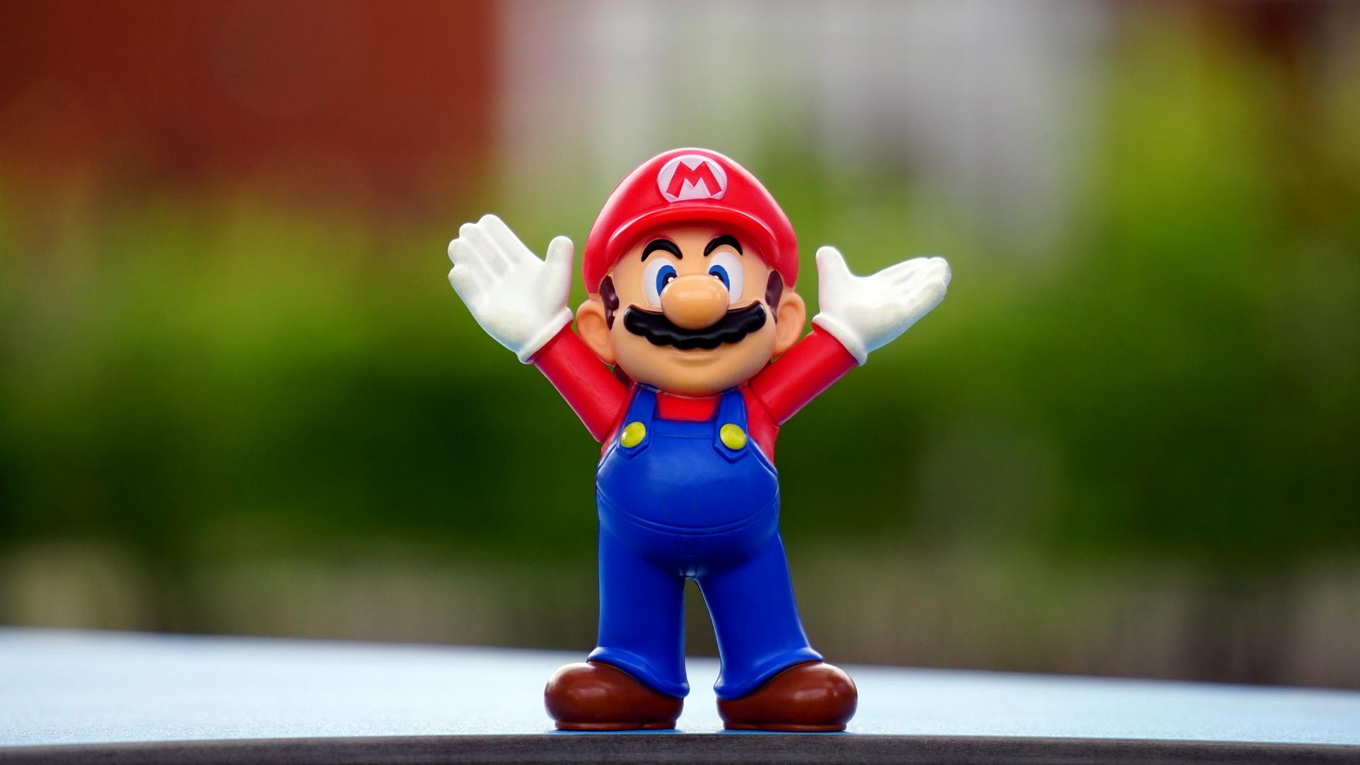 Super Mario Nintendo Pedro Topete Apple Blog Portugal