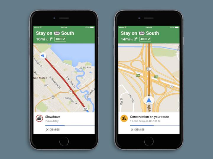 Google Maps o futuro é mac