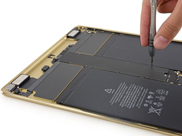 iPad Pro desmantelado interior iFixit o futuro é Mac (10)