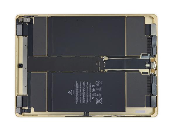 iPad Pro desmantelado interior iFixit o futuro é Mac (12)