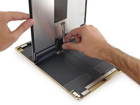 iPad Pro desmantelado interior iFixit o futuro é Mac (14)