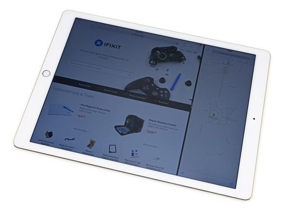 iPad Pro desmantelado interior iFixit o futuro é Mac (18)