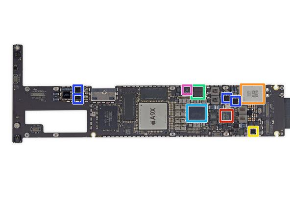iPad Pro desmantelado interior iFixit o futuro é Mac (19)