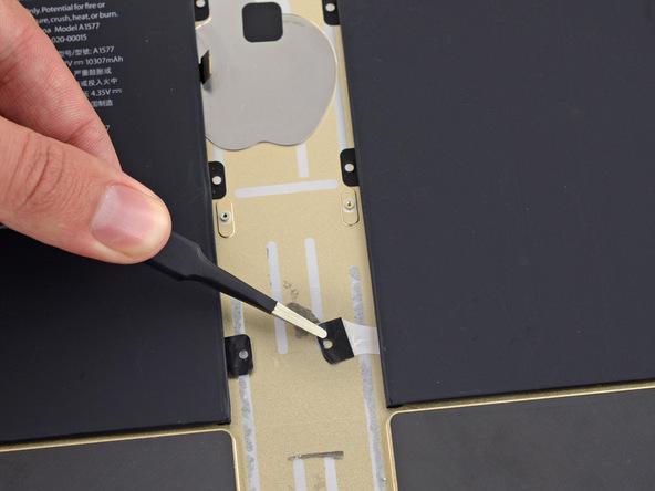 iPad Pro desmantelado interior iFixit o futuro é Mac (20)