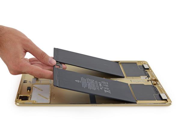 iPad Pro desmantelado interior iFixit o futuro é Mac (3)