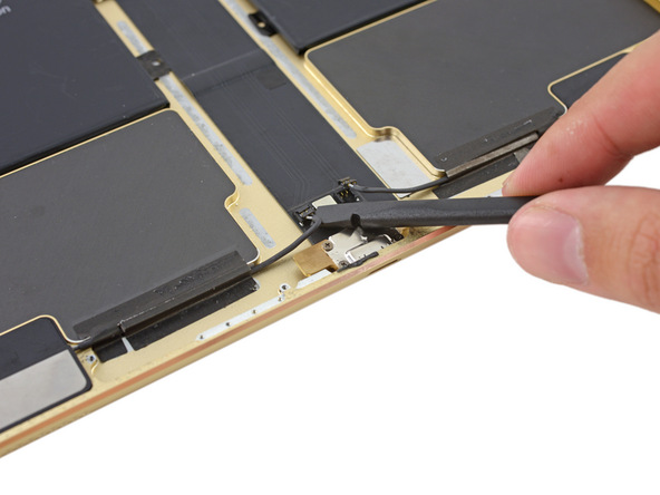 iPad Pro desmantelado interior iFixit o futuro é Mac (5)