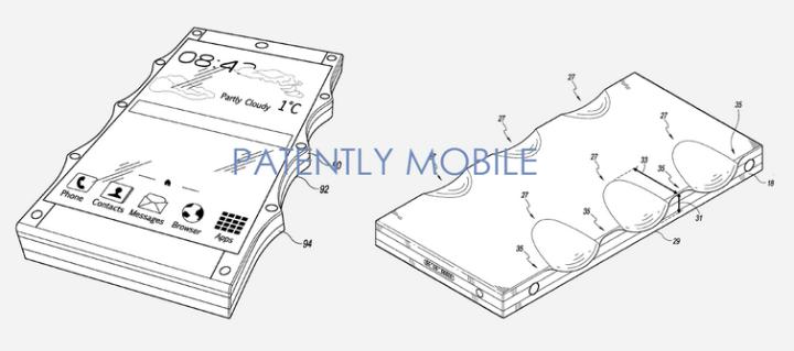 patente Google anti queda o futuro é mac