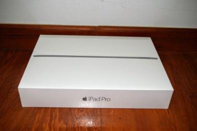 Unboxing iPad Pro O futuro é Mac (1)