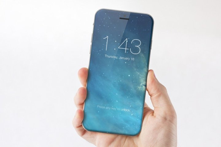 Conceito iPhone 7 o futuro é mac