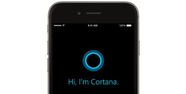 Cortana iOS download o futuro é mac