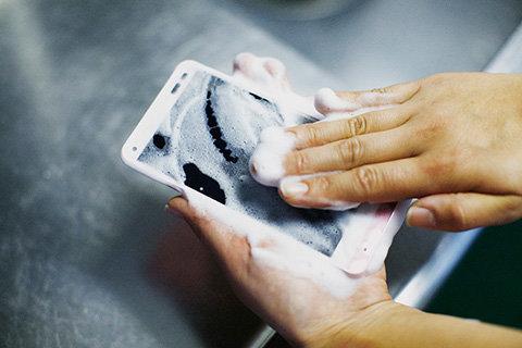 Digno Rafre o futuro é mac smartphone caiu na água