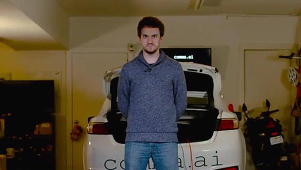 geohot carro inteligente autónomo o futuro é mac (1)