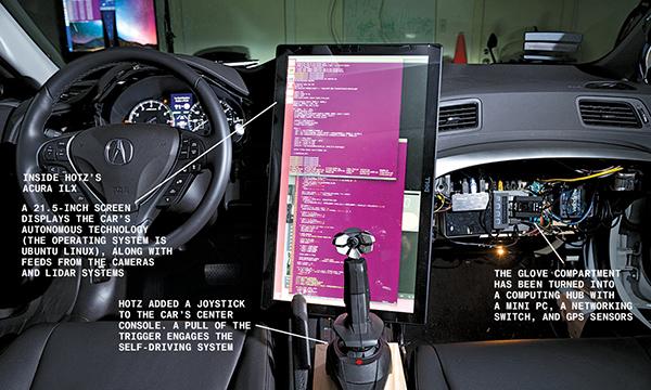 geohot carro inteligente autónomo o futuro é mac (2)
