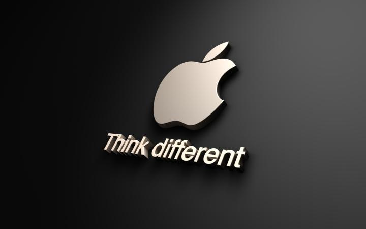 Think different Apple pensa diferente o futuro é mac