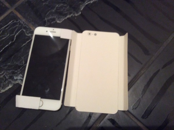 4 polegadas iPhone 6c leak o futuro é mac