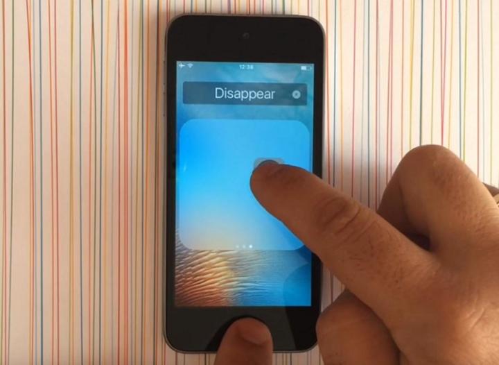 Apagar ícones nativos do iOS sem jailbreak o futuro é mac