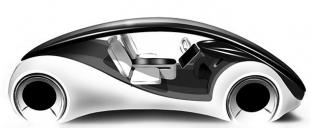 Carro apple o futuro é mac icon