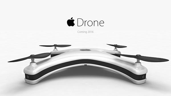 Drone Apple O futuro é Mac (1)