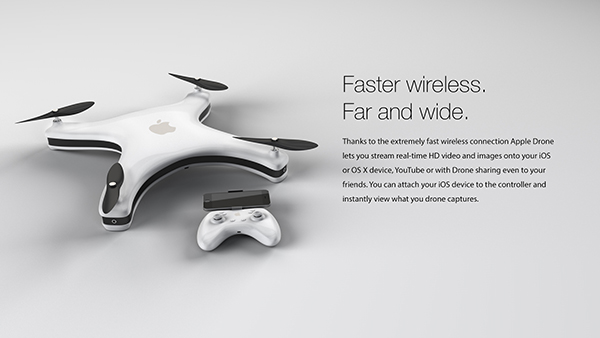 Drone Apple O futuro é Mac (5)