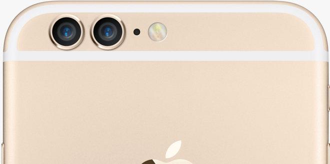dupla câmra iphone 7 PLUS o futuro é mac