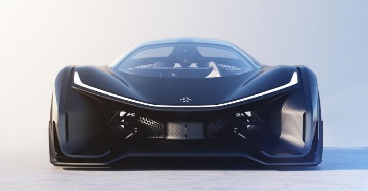 Faraday Future o Futuro é Mac FFZERO 1 carro inteligente carro do futuro Apple VPA Variable Plataform Architecture (4)