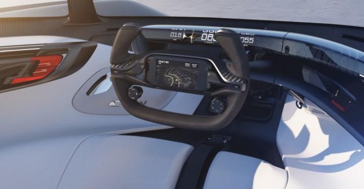 Faraday Future o Futuro é Mac FFZERO 1 carro inteligente carro do futuro Apple VPA Variable Plataform Architecture (8)