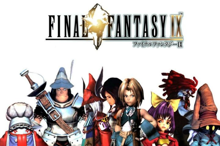 Final Fantasy IX iphone ipad android iOS o futuro é mac