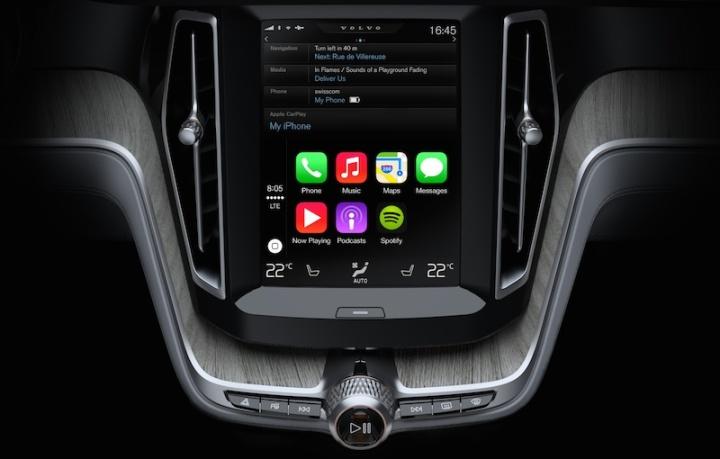 Segue a lista de todas as marcas e respectivos modelos compatíveis com CarPlay