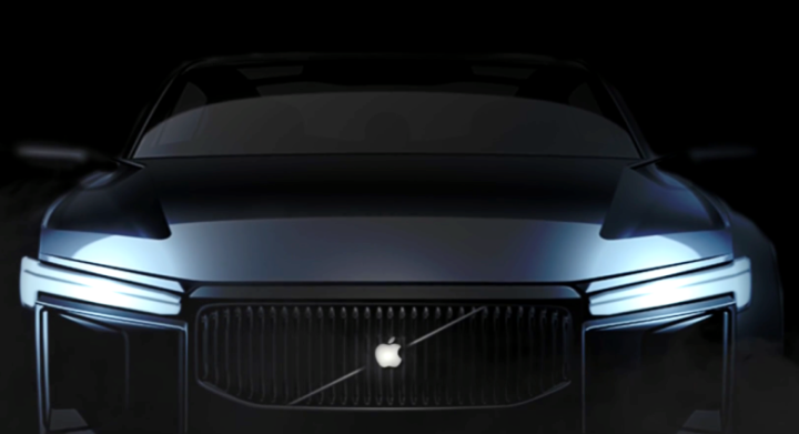 Luca Wrede Apple Car carro apple O futuro é mac