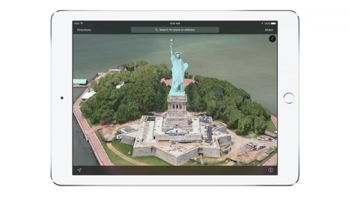 Flyover 3D o futuro é mac